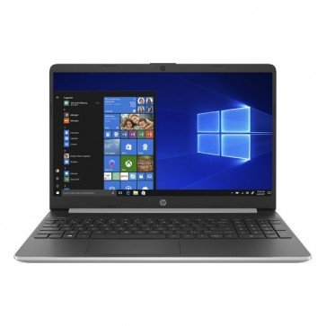 "Notebook HP 15-FQ1060NS 15,6"" i5-1035G1 8 GB RAM 256 GB SSD Argentato"