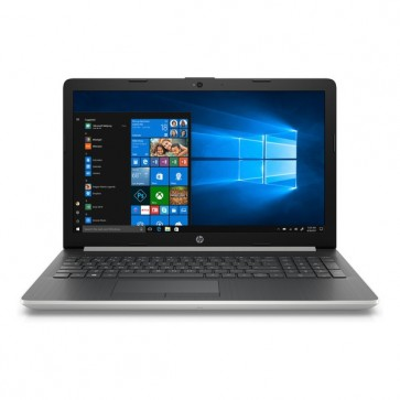 "Notebook HP 15-DB1025NS 15,6"" R7-3700U 8 GB RAM 256 GB SSD Argentato"