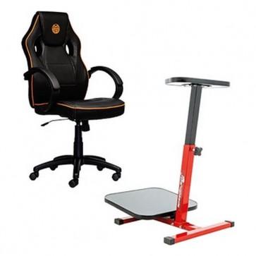 Sedia Gaming + Speedblack Sop Onaji IGG315934 Nero