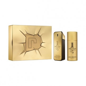 Cofanetto Profumo Uomo 1 Million Paco Rabanne (2 pcs)