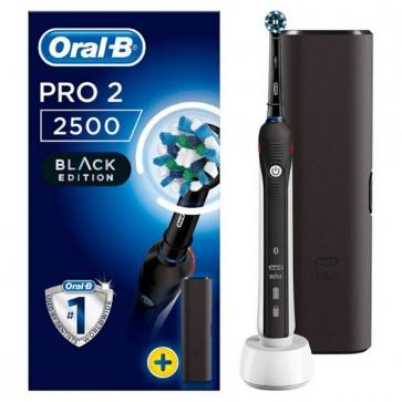 Spazzolino da Denti Elettrico Oral-B DUO PRO2500 Nero