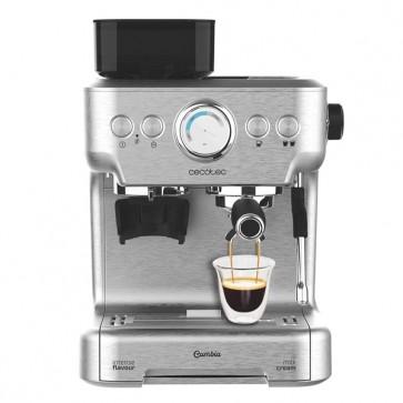 Caffettiera Express a Leva Cecotec Cumbia Power Espresso 20 Barista Aromax 2,4 L
