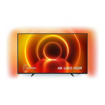 "Smart TV Philips 50PUS7805 50"" 4K Ultra HD LED WiFi Nero"