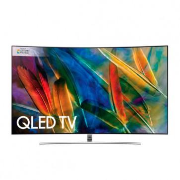 """Smart TV Samsung QE55Q8CN 55"""" QLED Ultra HD 4K WIFI Curvo"""