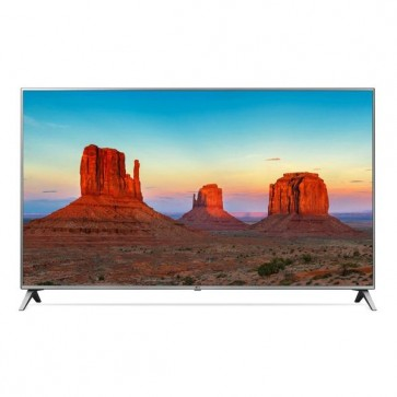 "Smart TV LG 55UK6500 55"" 4K Ultra HD LED HDR WIFI Grigio"