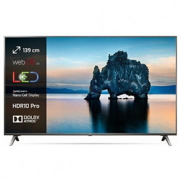 "Smart TV LG 65SK8000PLB 65"" 4K Ultra HD LED WIFI Argento"