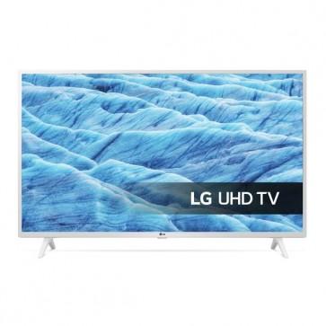 "Smart TV LG 49UM7390 49"" 4K Ultra HD LCD WiFi Blanco"