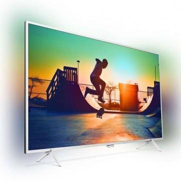"""Smart TV Philips 32PFS6402/12 32"""" Full HD LED Ultra Slim Argentato"""
