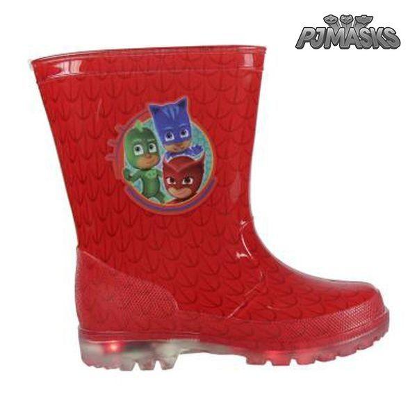 quality design 12edf 8e76b Stivali da pioggia per Bambini con LED PJ Masks 72781