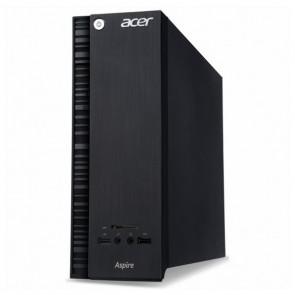 PC da Tavolo Acer XC-704 Pentium N3700 1 TB 4 GB RAM Windows 10 Nero