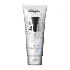 Gel Fissante Extraforte Tecni Art Fix Max 6 L'Oreal Expert Professionnel (200 ml)