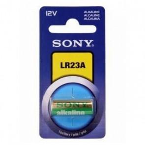 Batteria Alcalina Sony LR23, 12V, miniAlkaline LR23NB1A 12 V 30 mAh Verde