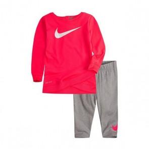 Tuta per Neonati Nike 669S-042 Rosa