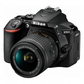 Macchina fotografica reflex Nikon D5600 WIFI Bluetooth Nero