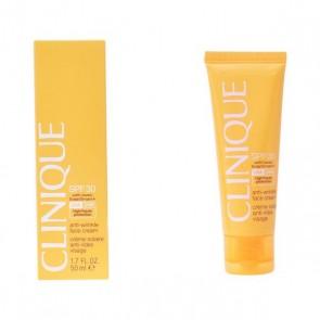 Protezione Solare Viso Anti-wrinkle Clinique SPF 30 (50 ml)