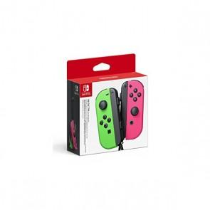 Gamepad Wireless Nintendo Joy-Con Verde Rosa