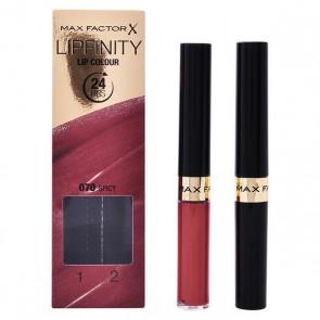 Cofanetto Cosmetica Donna Lipfinity Max Factor (2 pcs)