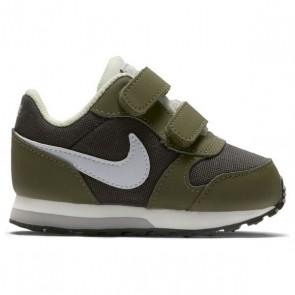Scarpe Sportive per Bambini Nike MD Runner Verde