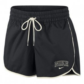 Pantaloncini Sportivi da Donna Nike AR3767 010 Nero