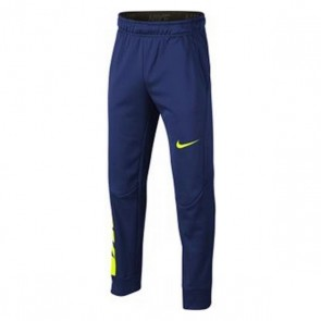 Pantalone di Tuta per Bambini Nike Thrma Pant GFX Azzurro