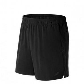Pantaloni Corti Sportivi da Uomo New Balance 2IN1 Nero