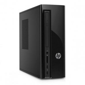 PC da Tavolo HP 260-P100NS Intel Core i3-6100T 1 TB HDD 4 GB RAM Windows 10 Nero