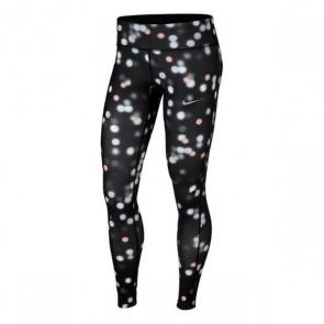 Leggings Sportivo da Donna Nike W NK Essntl Tght PR Nero