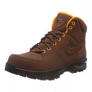 Stivali Nike Manoa Leather Marrone