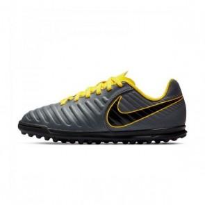Scarpe da Calcio Multitacchetti per Bambini Nike JR Legend 7 Club Grigio