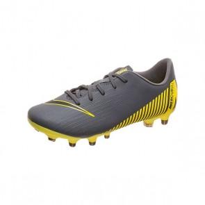 Scarpe da Calcio Multitacchetti per Bambini Nike JR Vapor 12 Club Grigio
