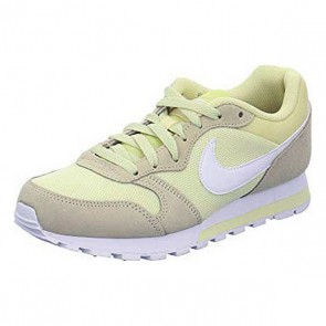 Scarpe Sportive da Donna Nike WMNS MD Runner Giallo