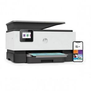 Stampante Multifunzione HP Officejet Pro 9010 AIO 22 ppm WIFI Fax Bianco