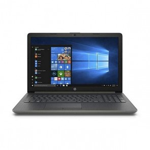 "Notebook HP 15-DW0051NS 15,6"" i3-8130U 8 GB RAM 256 GB SSD Grigio scuro"