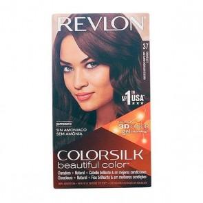 Tintura Senza Ammoniaca Colorsilk Revlon Cioccolato