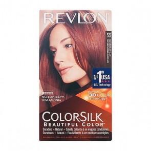 Tintura Senza Ammoniaca Colorsilk Revlon Rosso chiaro