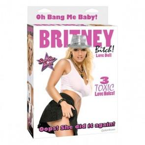 Bambola Gonfiabile Britney Bitch Pipedream