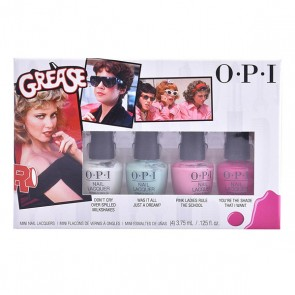 Set da Trucco Grease Collection Opi (4 pcs)