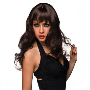 Marrone Pleasure Wigs 00967
