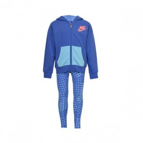 Tuta da Bambini Nike 923-B9A Azzurro