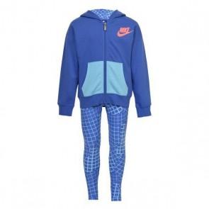 Tuta per Neonati Nike 923-B9A Azzurro (12 Mesi)