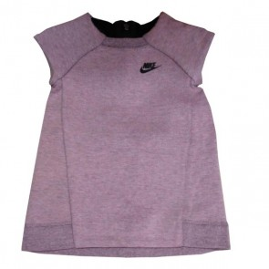 Completo Sportivo per Neonati Nike 084-A4L Rosa Nero