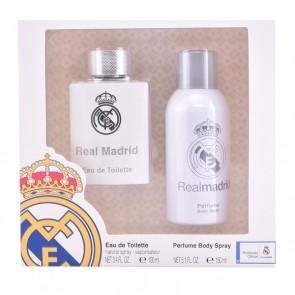 Cofanetto Profumo Uomo Real Madrid Sporting Brands (2 pcs)