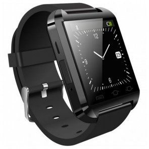 "Smartwatch BRIGMTON BWATCH-BT2 1.44"" Bluetooth 230 mAh Nero"
