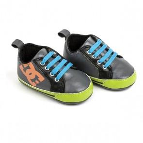 Scarpe Sportive per Bambini Dc DOWN HILL Grigio Verde