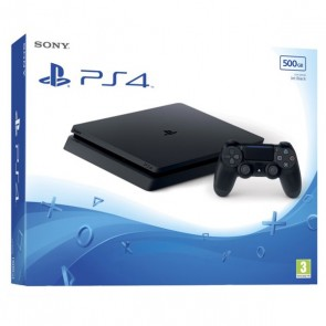Play Station 4 Sony 88876 500 GB Nero