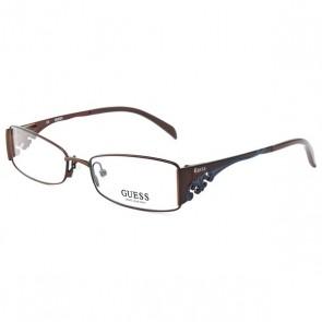 Montatura per Occhiali Donna Guess GU1667-BRN (ø 53 mm)