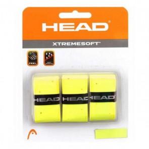 Grip Tennis Head XTREMESOFT Giallo (3 Pcs)