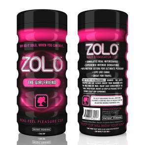 Masturbatore The Girlfriend Cup Zolo ZOLOGF