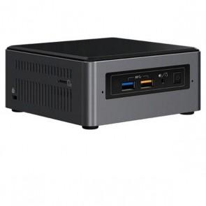 Mini PC Intel NUC7I5BNH i5-7260U DDR4 Nero