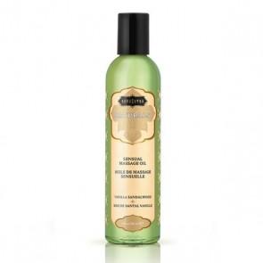 Olio Per Massaggi Naturals Vaniglia e Sandalo Kama Sutra 10244